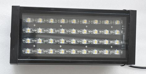 Led Flood Lamp with brightness of 2000 to 2500LM.
