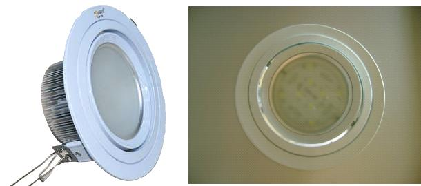 LED DOWN LIGHT YG-CB001-9W