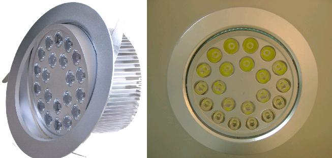 LED DOWN LIGHT YG-CB002-21W.