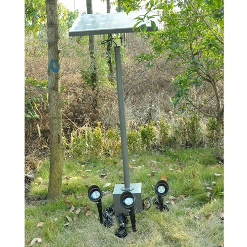 Click for More SOLAR OUTDOOR SPOT LIGHT