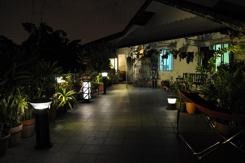 Sunglow Pte Ltd Imports Solar Led Lighting System
