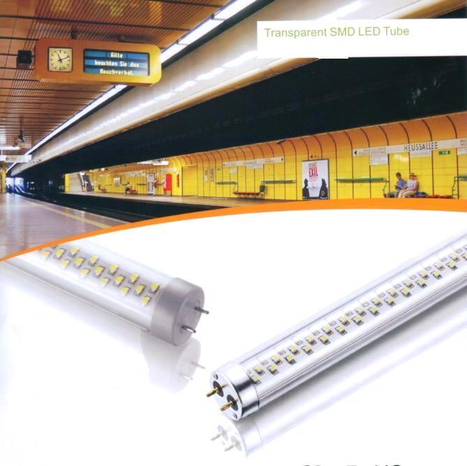 YOUGUO LED TUBES USED IN MRT STATION